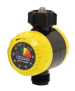 Dramm 15043 ColorStorm Premium Water Timer, Yellow