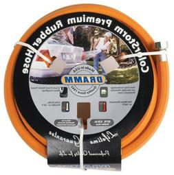 Dramm 17002 ColorStorm Premium 50-Foot-by-5/8-Inch Rubber Ga