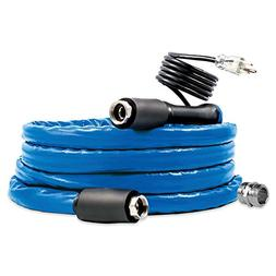 Camco 12ft TastePURE  Heated Drinking Water Hose - Lead and