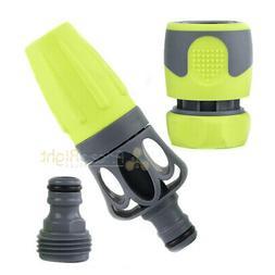Flexzilla 3 Piece Hose Nozzle Kit with Quick Connections Leg