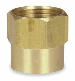 WESTWARD 4KG86 Hose To Pipe Adapter,Double Female