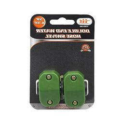 "5/8"" 3/4"" Garden Hose End Repair Kit Hose Coupling w/ Clamps"