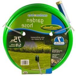 "Green Thumb Teknor Apex 669133 5/8"" By 75 Foot Nylon Medium"