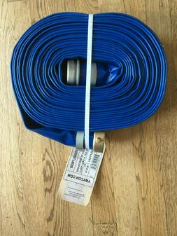 Abbott Rubber Company 1147-2000-50 Pvc Discharge Hose - 2 In