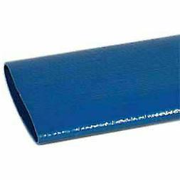 "Apache 4"" x 20' Bulk PVC Lay Flat Discharge Hose, 13028508-2"
