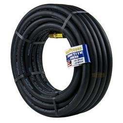"NEW COIL GOODYEAR 250/ 1070 PSI RUBBER AIR HOSE 1/2"" x 50' M"