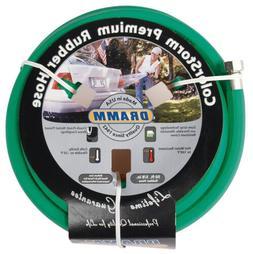 """Dramm 10-17004 5/8"""" X 50' Green Colorstorm Premium Rubber Ho"""