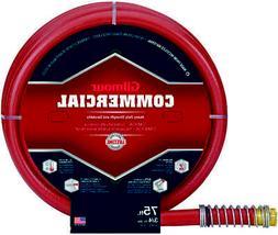 Gilmour 840751-1002 25034075 Commercial Hose, 75 Feet, Orang