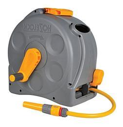 Hozelock 2415 2-n-1 Compact Reel + 25 Metres of 11.5 mm Hose