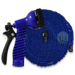 100 Feet 100FT Expandable Flexible Garden Water Hose+Spray N