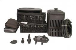 Aquascape DIY Backyard Waterfall Kit for Landscape and Garde
