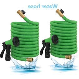 Expandable Lightweight Water Hose Durable Garden 50/75 Foot