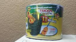Expanding Garden Hose Dura Rib 2 Amber Tip Tangle Resistant
