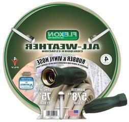Flexon FAW5875 5/8-Inch x 75-Foot All-Weather 4-Ply Medium D