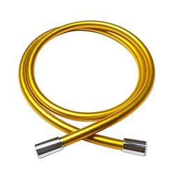 HOAEY 59 Inch Flexible Shower Hose - Extra Long, PVC Made, D