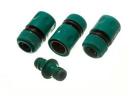 Garden Hose Connectors QTY 3 Of 1 Double Male Joiner With Fe