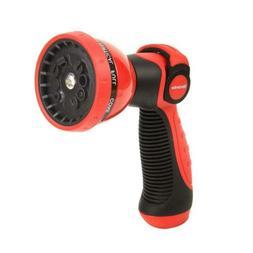 Garden Hose Nozzle Hand Sprayer - Heavy Duty Metal Watering