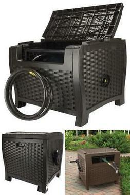 Garden Hose Reel 175 Ft Water Storage Hideaway Retractable O