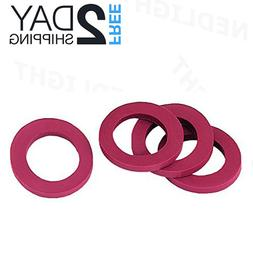 Garden Hose Rubber Washers Heavyduty Rubber Seals Pack of 10