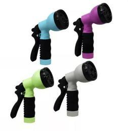 Garden Hose Spray Nozzle - Pattern Multifunction Spray Nozzl