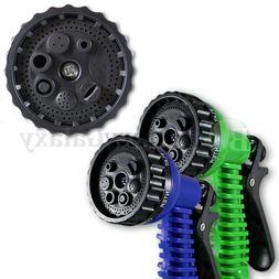 Garden Lawn Hose Nozzle Head Water Sprayer Green/Blue 7 SPRA
