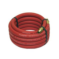 "Good Year 15' x 3/8"" 250 PSI Rubber Air Compressor Hose 1217"
