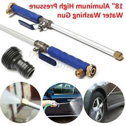 High Pressure Power Washer Water Spray Gun Wand Attachment w