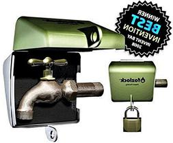 Fozlock Outdoor Faucet Lockout System - Insulated Garden Hos