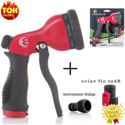 """Hose Nozzle ¾"""" BSP Thread Gardening & Lawn Care Watering"""