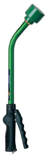 Dramm 12864 Touch-N-Flow Rain Wand 16-Inch Length, Green