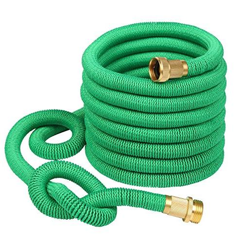 Greenbest 2016 New 50' Expanding Garden Hose, Ultimate Expan