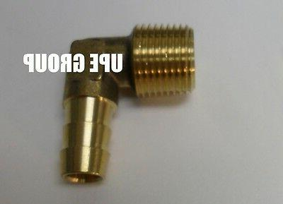 3/8 ELBOW X Brass Pipe Gas Fuel