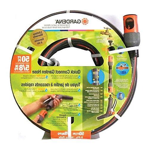 Gardena 39000 50-Foot 5/8-Inch Comfort Heavy Duty Garden Hos