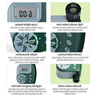 Automatic Water Outdoor Garden Faucet Timer