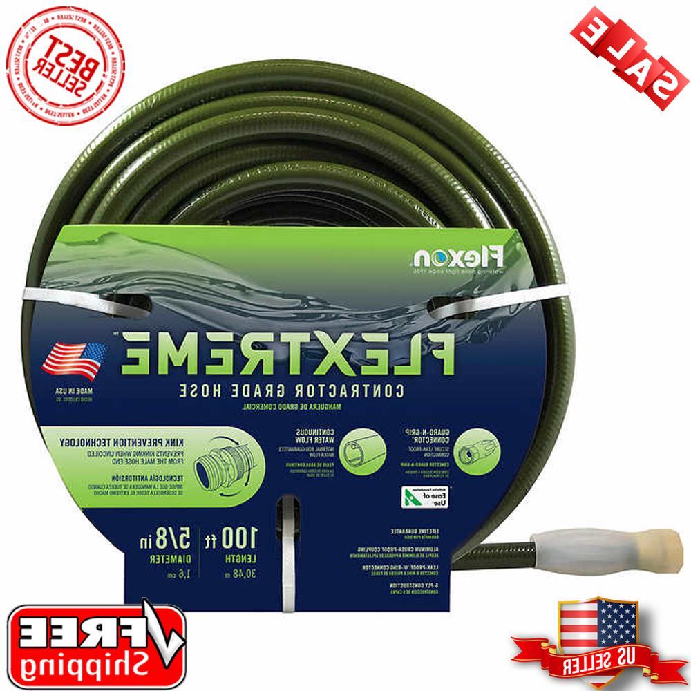 contractor grade lawn garden hose 5 8