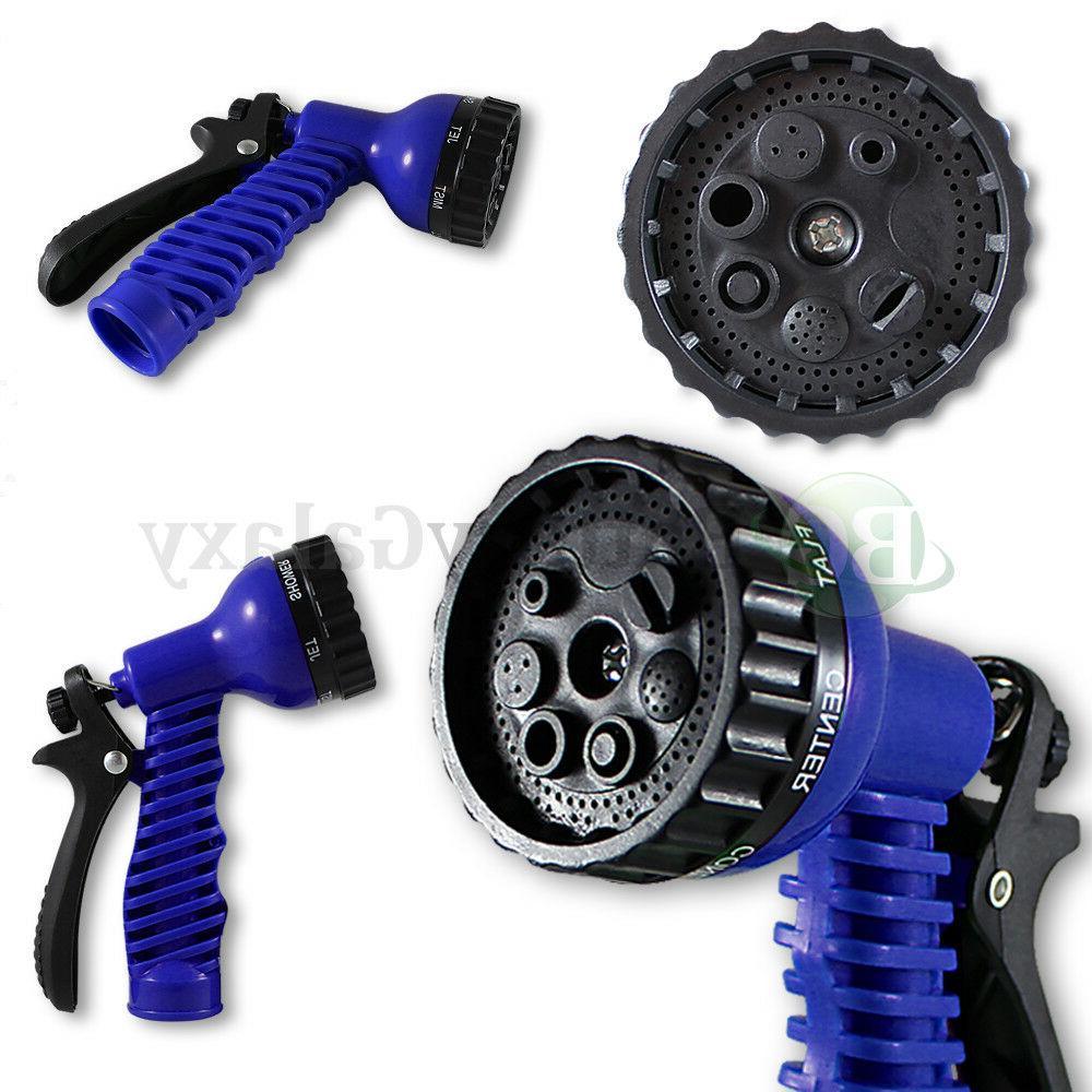 Garden Lawn Hose Nozzle Sprinkler Head Water Sprayer Blue -