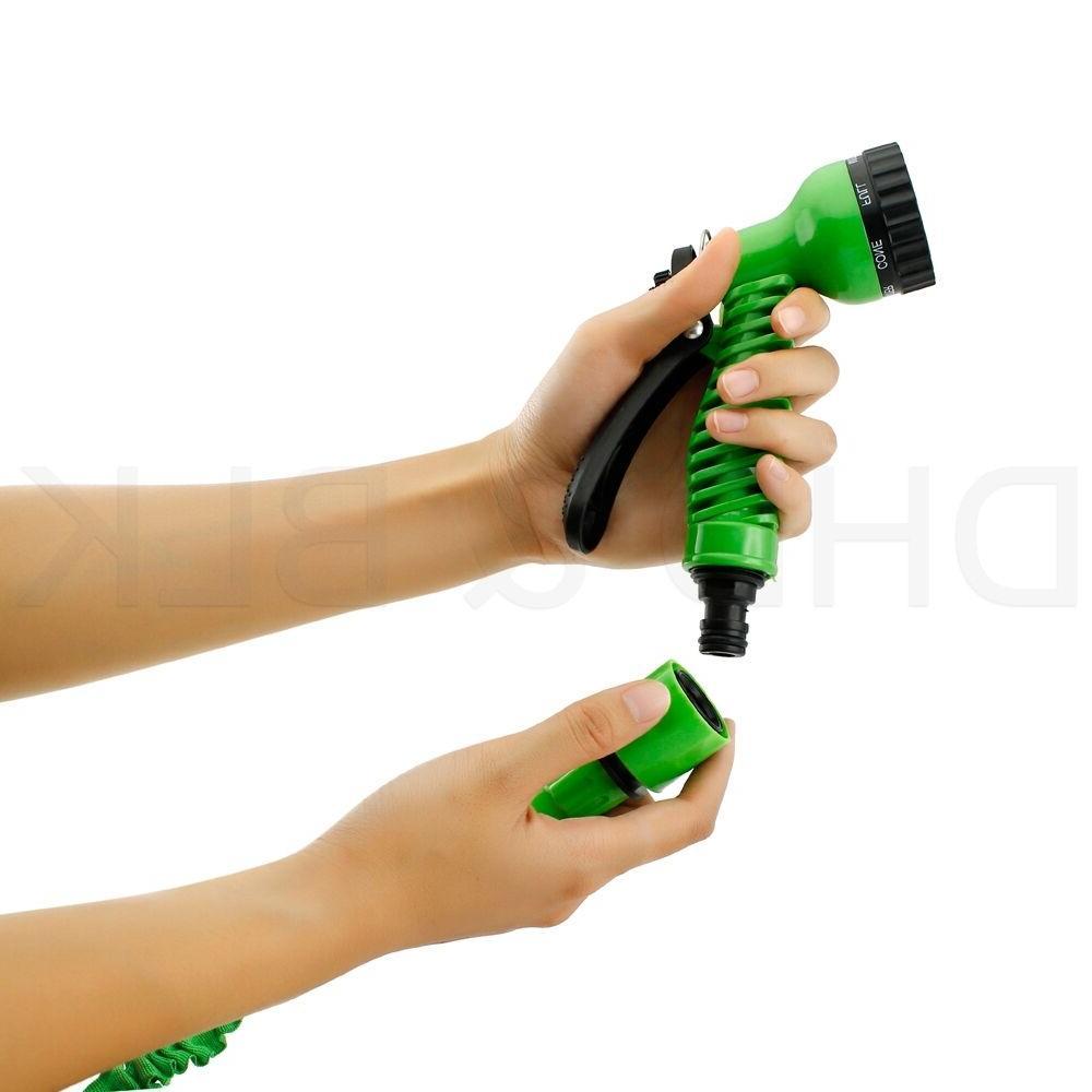 Deluxe 50 Garden Hose Spray Nozzle