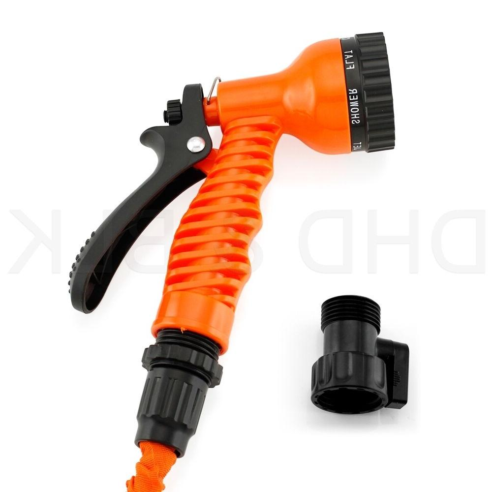 Deluxe 25 100 Garden Water w/ Spray