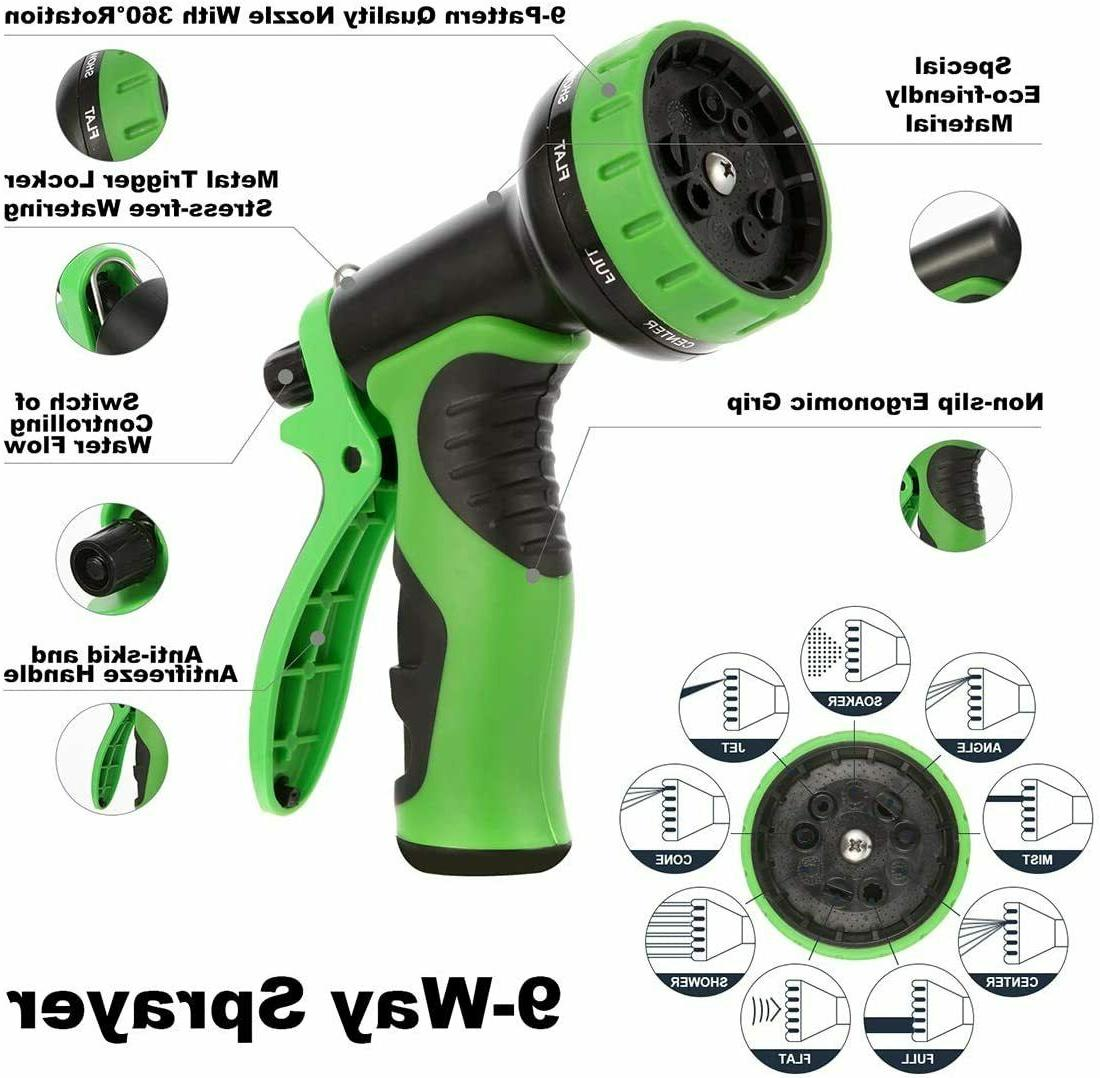 Expandable Garden Hose with