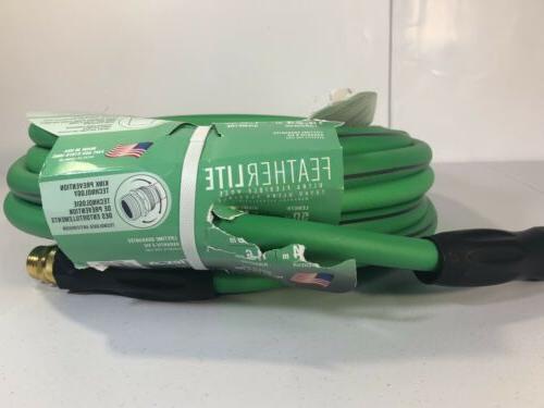 Flexon FeatherLITE 5/8 in. 50 Green Kink NEW