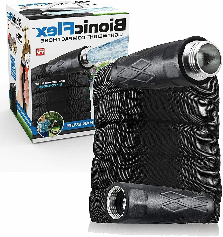 flexible lightweight heavy duty garden hose comes