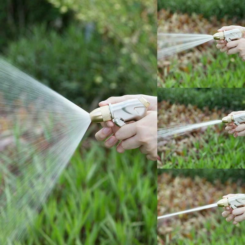 Garden Nozzle Duty Metal 360° for Washing Watering