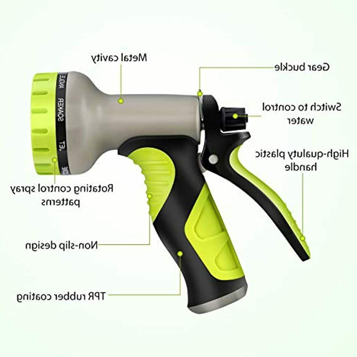 VicTsing Garden Hose Spray 9