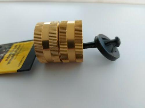 Metal Double to Connect threaded Pump