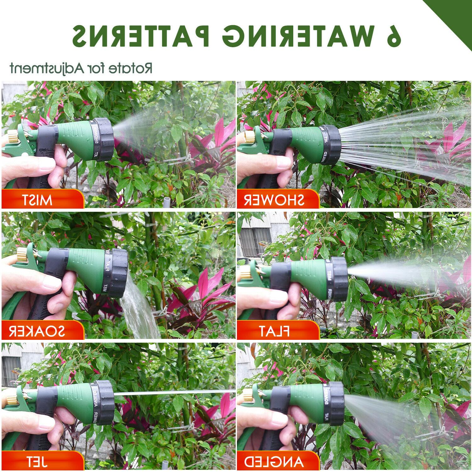 H2O Hose with Adjustable Watering