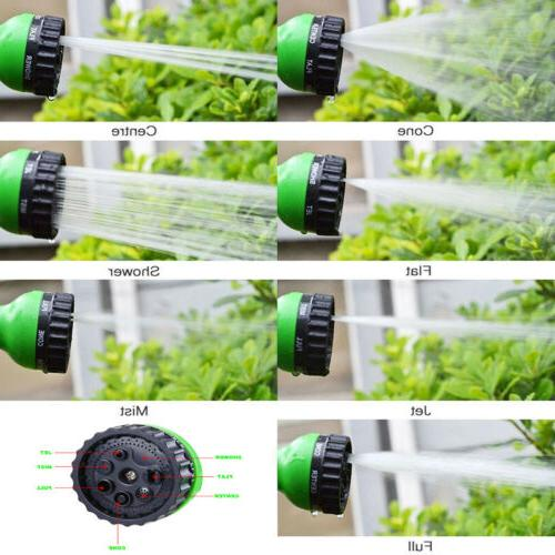 NEW Latex Expanding Garden Water Hose with