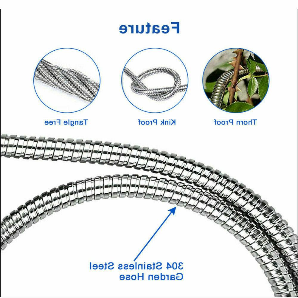 New Stainless Steel hose Pipe Flexible Lightweight