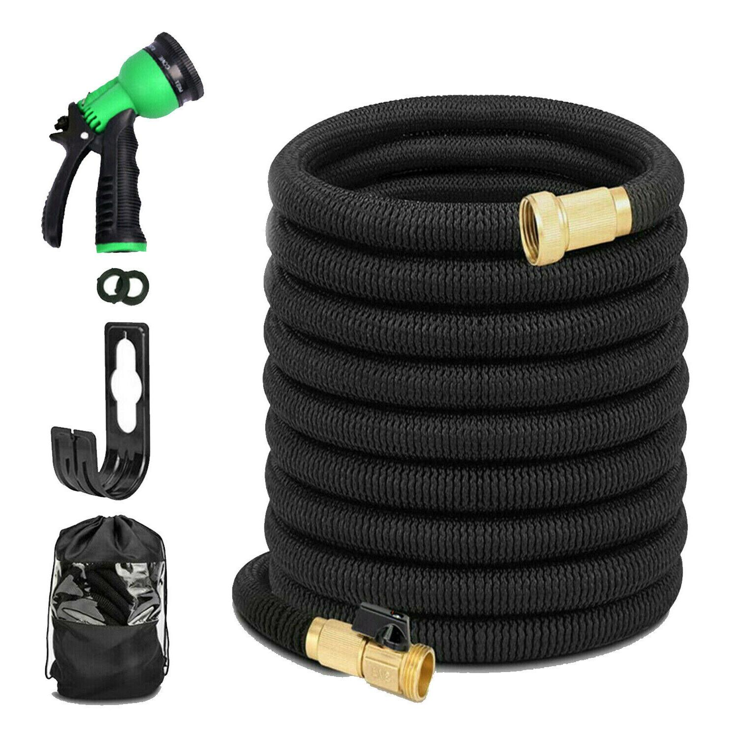 new stainless steel garden hose water pipe