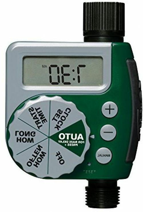 Orbit Patio Garden LCD Program Timer Adapter