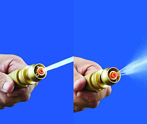 Pocket Hose New Bullet BulbHead No Kinking Solid Connector, Lightweight Storage